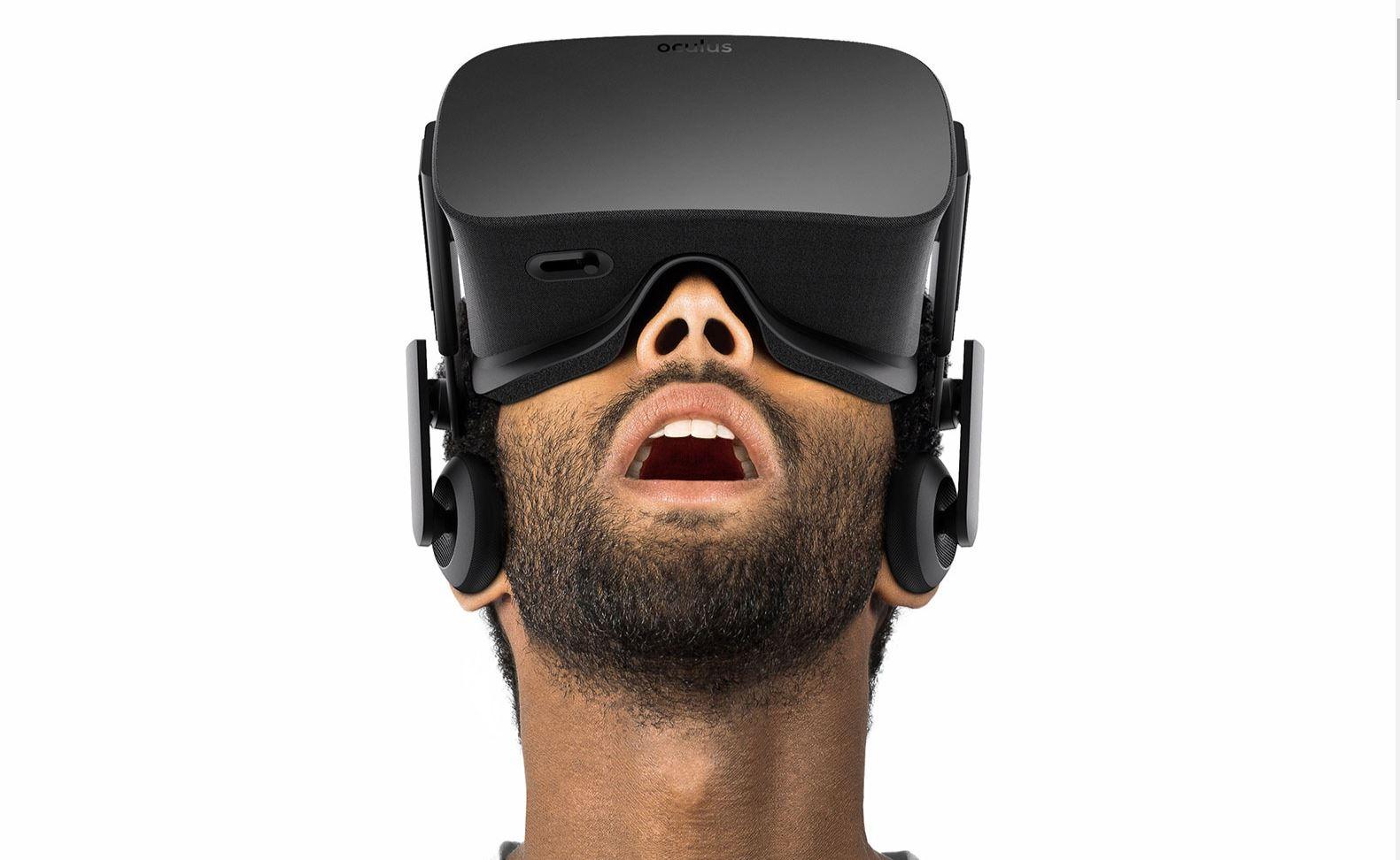 commercial oculus rift