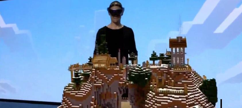 HoloLens e3 2015