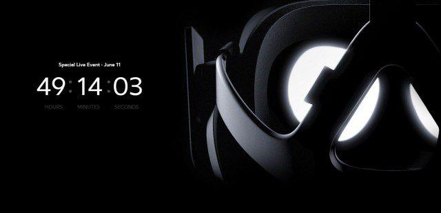 oculus E3 coutdown