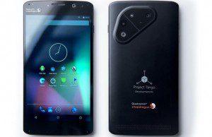 smartphone projet tango
