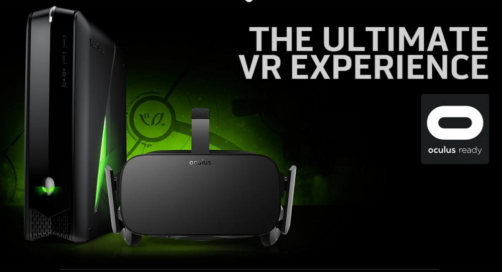 alienware oculus rift