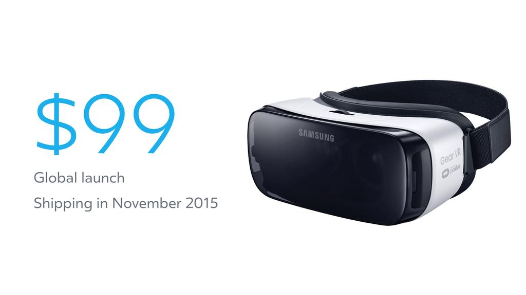 new gear vr price
