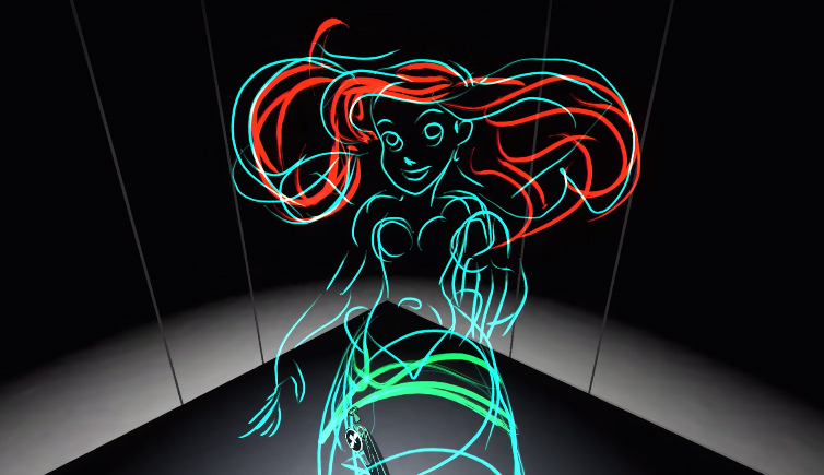 tilt brush glen keane