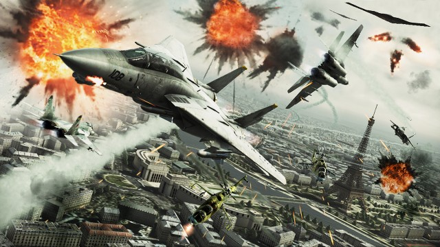 Ace Combat 7 Skies Unknown décollera finalement en 2018