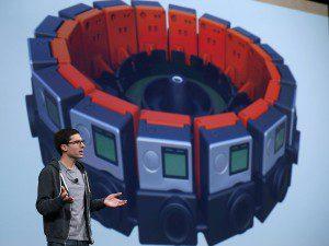 Clay Bavor google VR