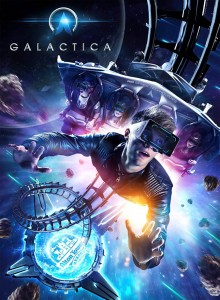 Galactica rollercoaster