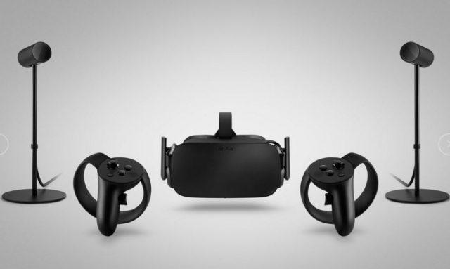 L'Oculus Rift baisse de prix — VR