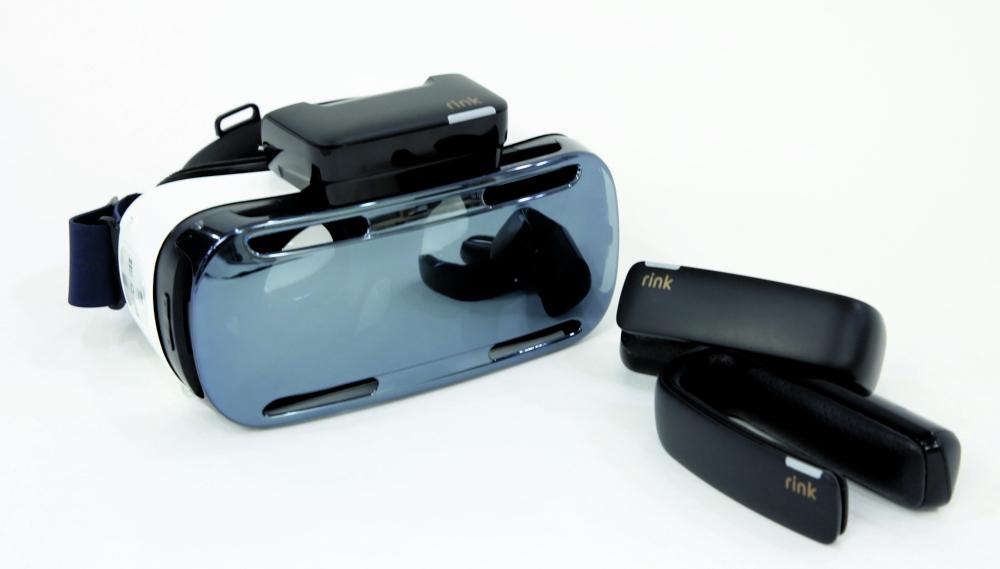 Rink Controller Gear VR