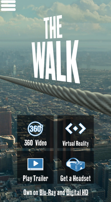 the walk vr app