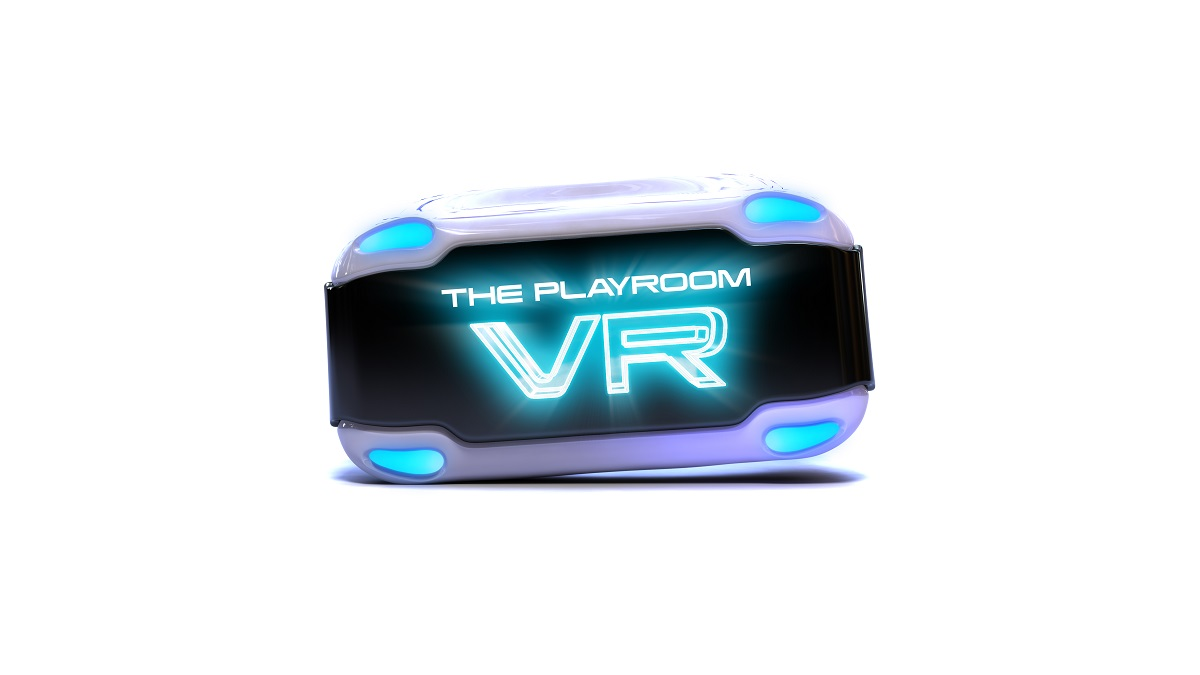 The Playroom VR logo