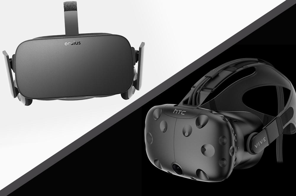 oculus rift ou htc vive quel casque quel prix pour une exp rience similaire. Black Bedroom Furniture Sets. Home Design Ideas
