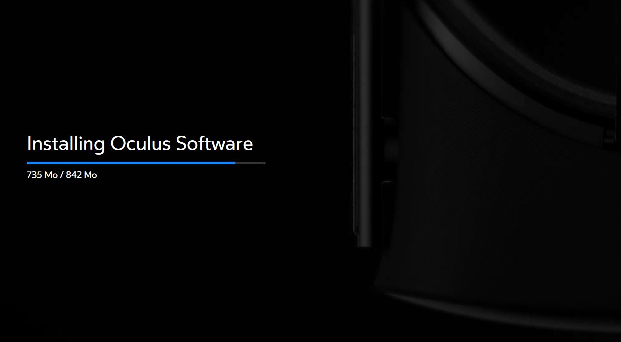 oculus software