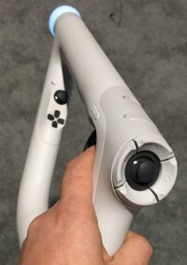 PS VR Aim Controller Gun