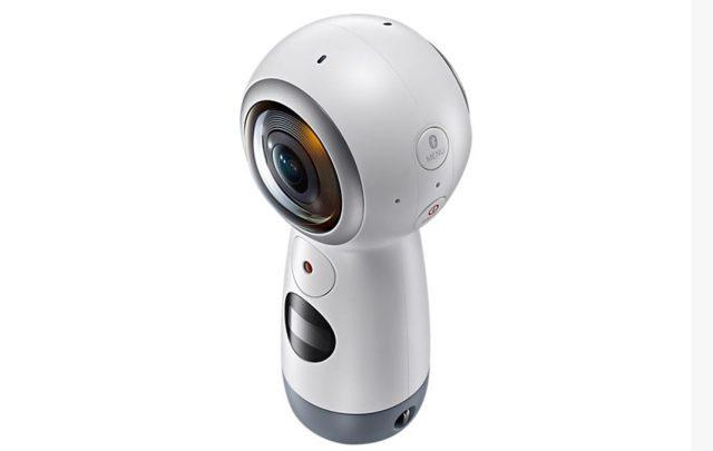 la nouvelle cam ra gear 360 de samsung en pr commande. Black Bedroom Furniture Sets. Home Design Ideas