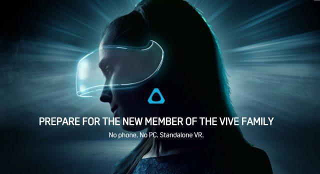 Et HTC se lançait dans la réalité virtuelle autonome — Vive Focus