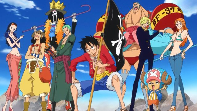 Grand Cruise annoncé exclusivement sur PlayStation VR — One Piece