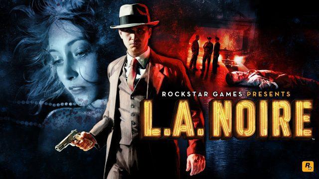 Quatre nouvelles versions de LA Noire bientôt disponibles
