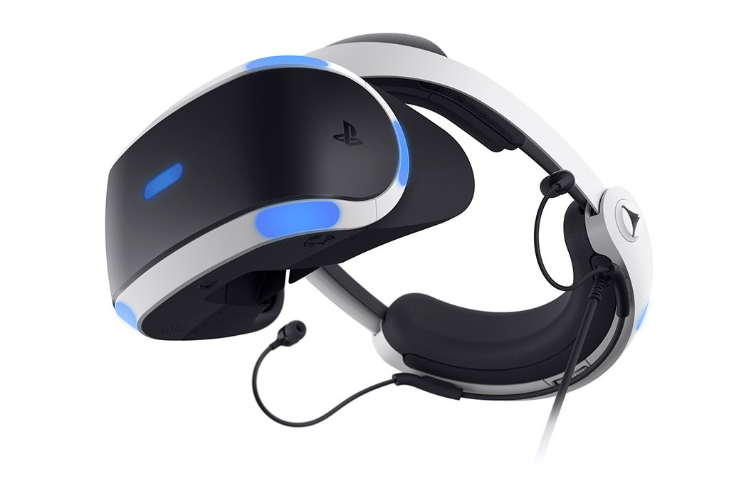 1 Playstation Vr V2
