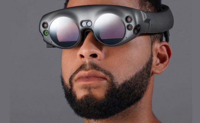 Les lunettes AR enfin en vente en 2018 — Magic Leap One