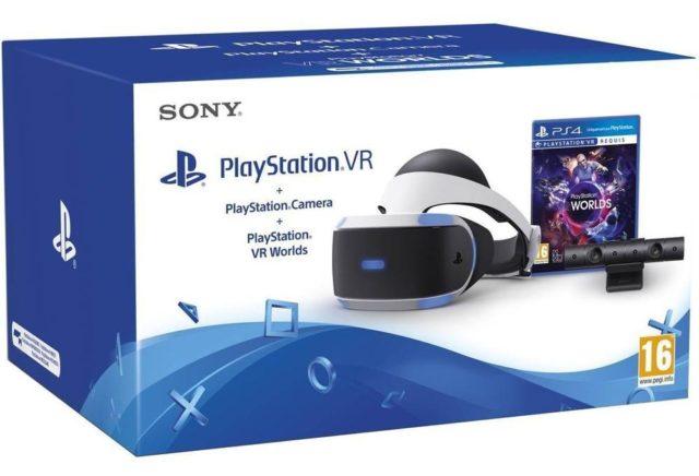 Le PS VR baisse son prix
