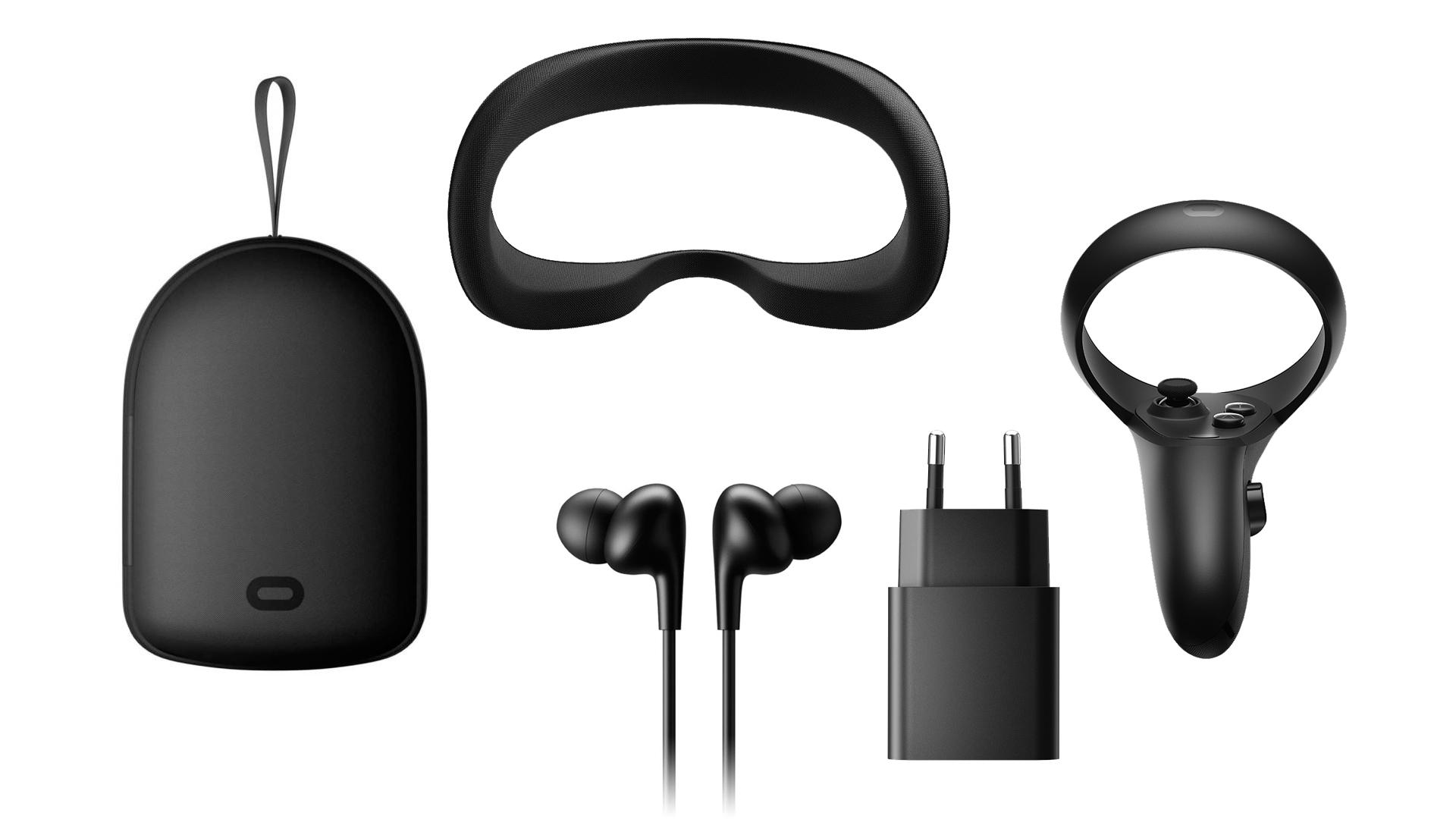 Une gamme d\u0027accessoires officiels pour Oculus Quest est